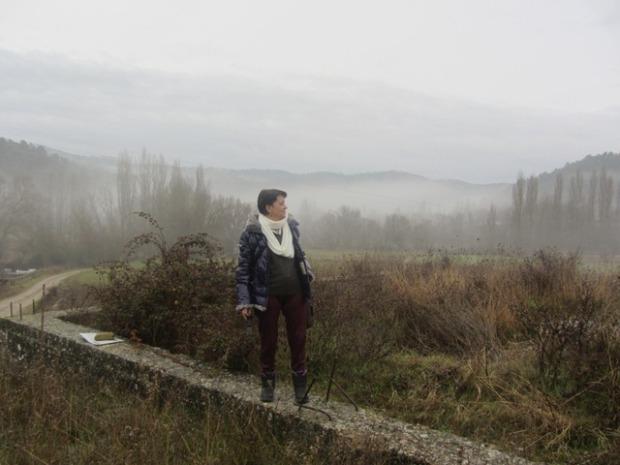 Carmen en la niebla