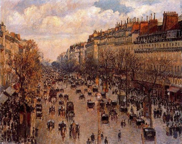 Montmartre al atarceder