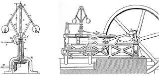 5. Máquina de vapor horizontal