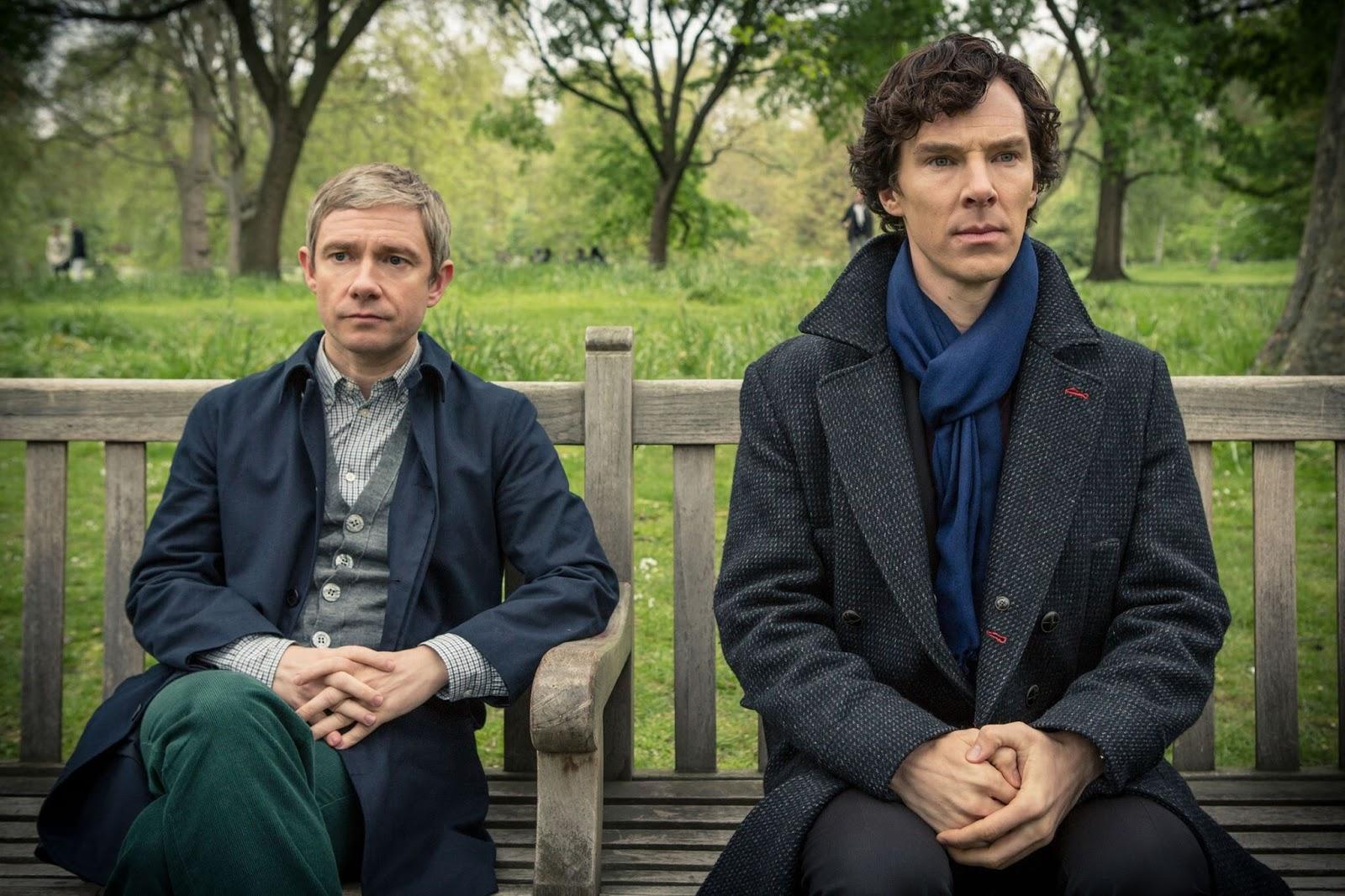 Sherlock: cuando la novela salta a la televisión