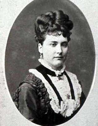 1924. Matilde Pérez Mollá. Quatretondeta.