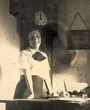 1925. Concepción Pérez Iglesias . Alcaldesa de Portas