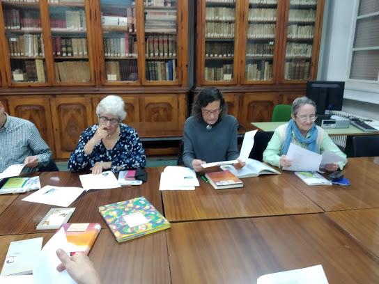 Sesión de Lectura Goya3