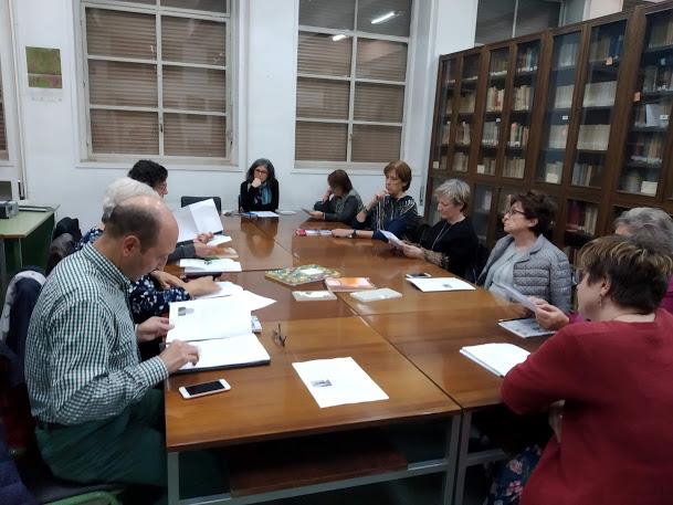 Sesión lectura. Goya 1
