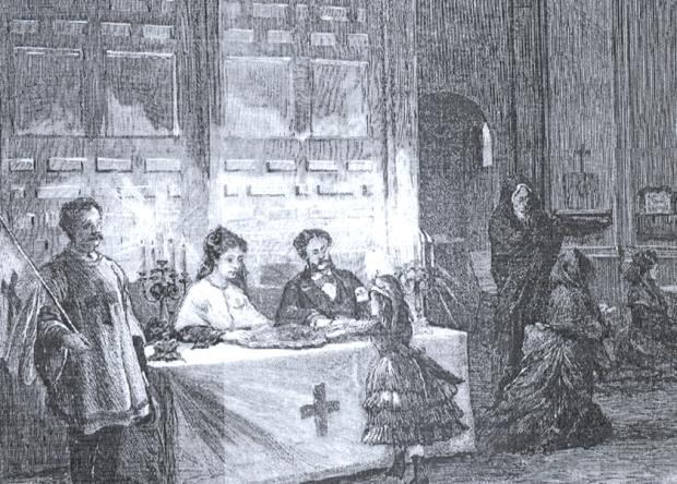 Primeras mesas petitorias