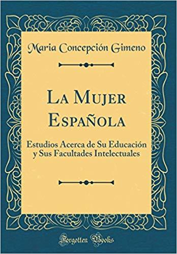 La mujer española. Portada. 2