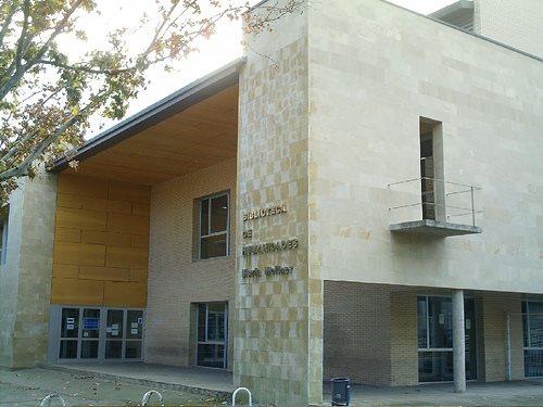Biblioteca María Moliner