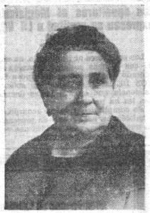 1930. Eulogia Lafuente. 1