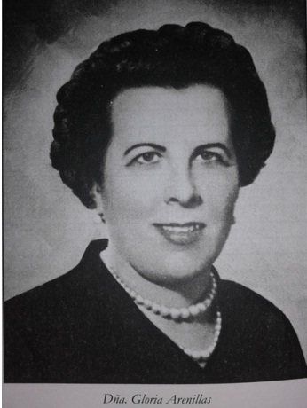 Gloria Arenillas.