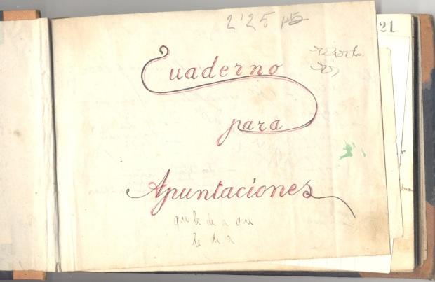 50. 1932-Cuaderno Antonia