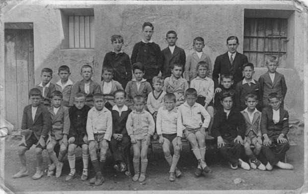 09. 1927. Alumnos Pradilla 1927_1933