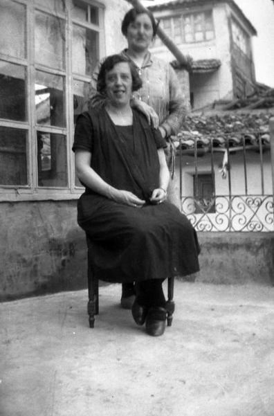 09. 1930. Biel. Lanzarote, María y Marco, Isabel. 5 de julio