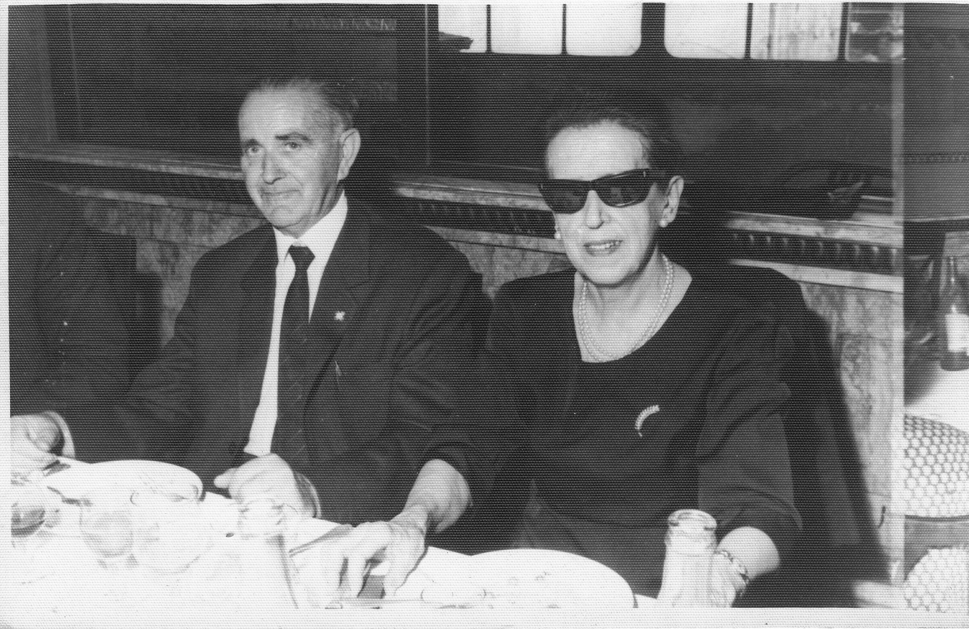 14. 1965 jubilacion restaurante Eliseos Zaragoza