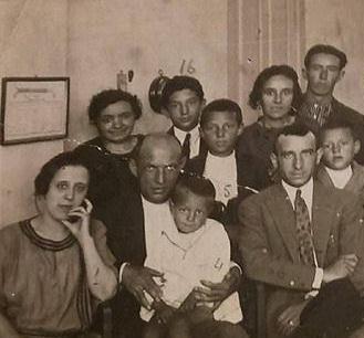 1923, Isabelita, don Amado