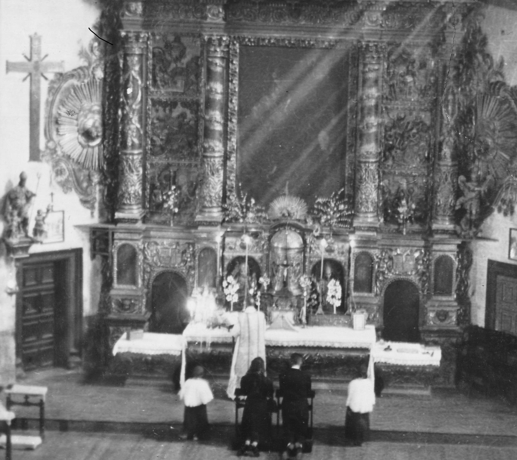 1943. Biel. Asunción y Gregorio