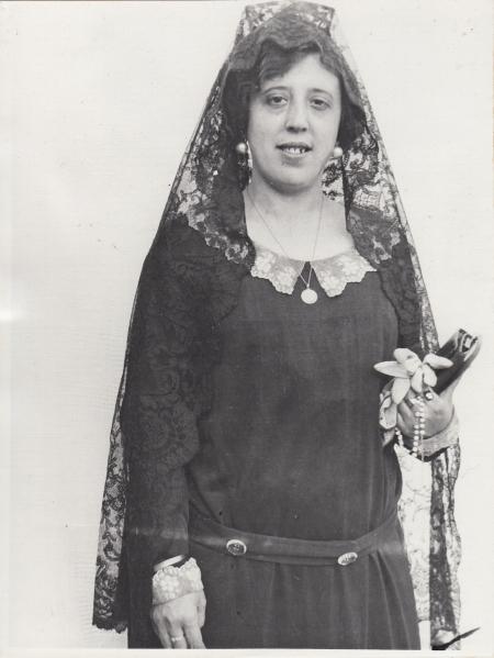 20. 1930. Isabelita Marco