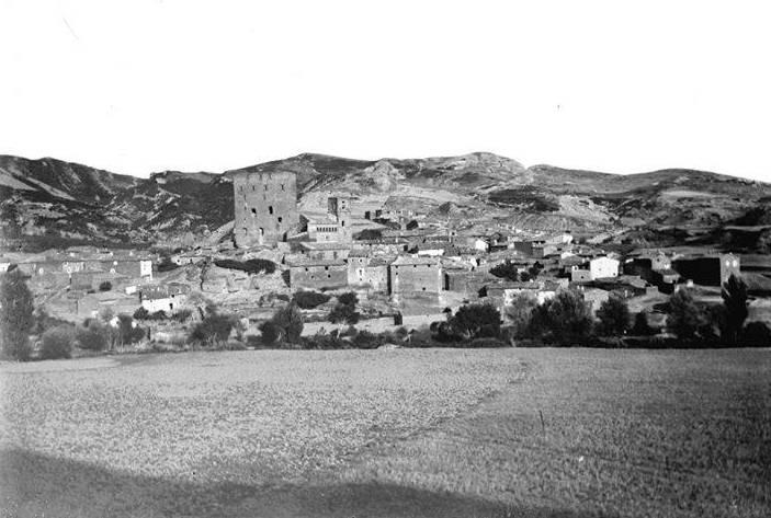 Biel. General con Casa Marieta