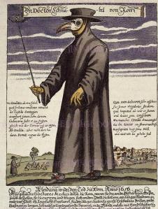Médico de la peste. 2